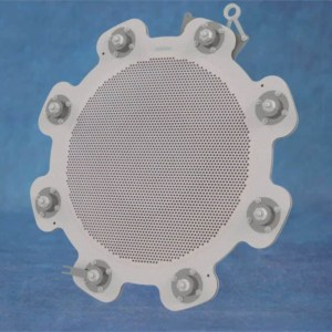 Optical Coating - Ion Beam Source - Coating Industry - Plasma Process Group — 504296B - 16 cm grid assembly, 3 grid, moly, 3 FP 104/72/40 cm, 065/035 spacing, S 020 thick